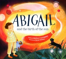 Abigail and the birth of the sun (cover)